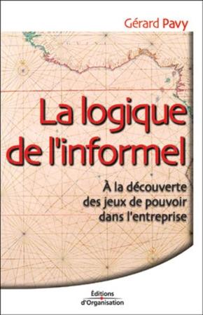Gérard Pavy- La logique de l'informel