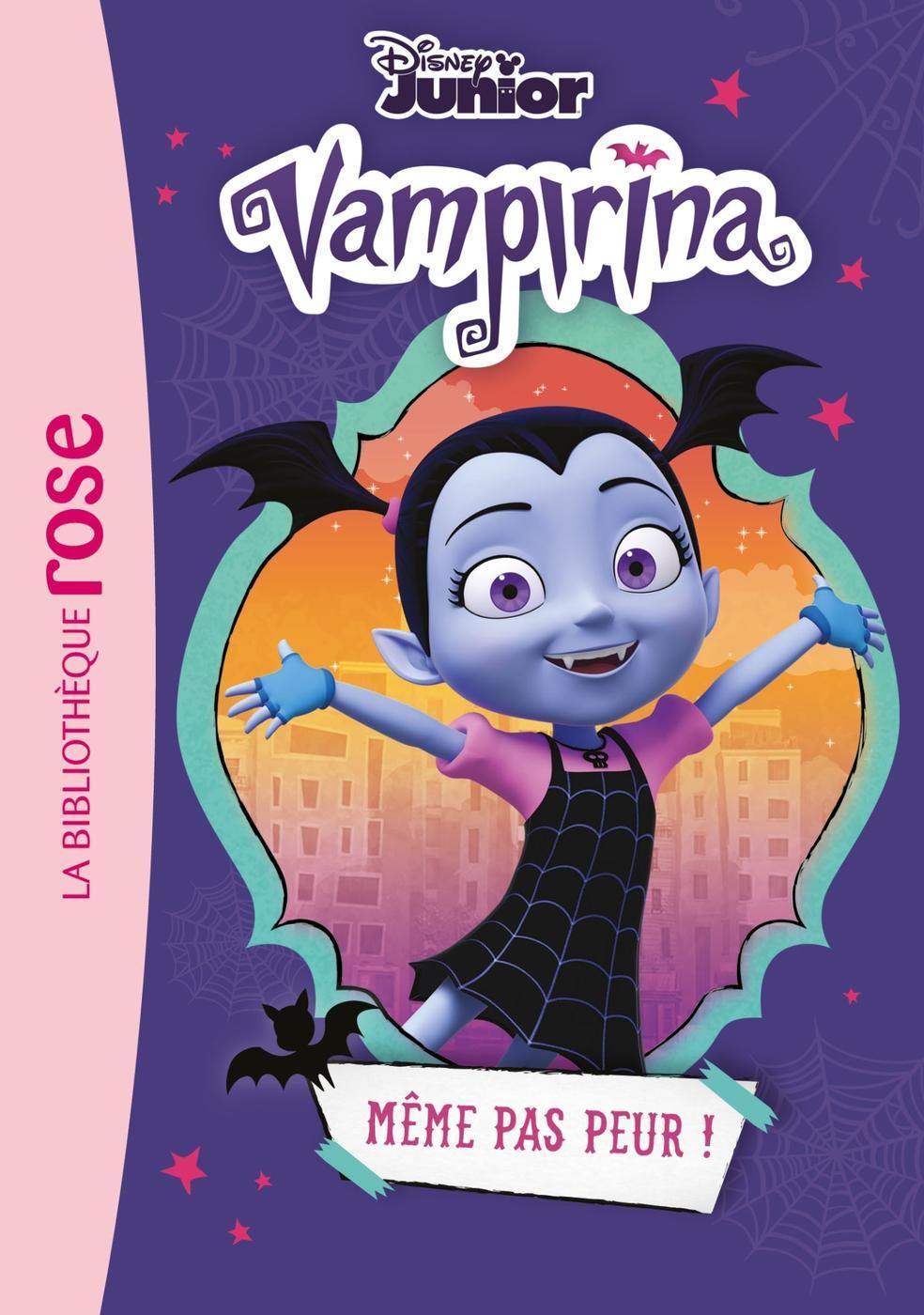 Vampirina Tome 1 Meme Pas Peur Catherine Kalengula Librairie Eyrolles