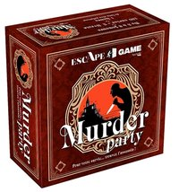 Murder party : escape game