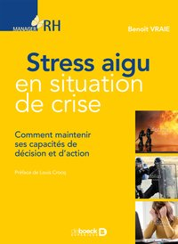Stress aigu en situation de crise