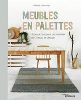N.Boisseau - Meubles en palettes
