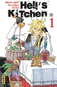 Hell's kitchen - Tome 1