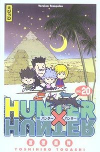 Hunter X Hunter Tome 20