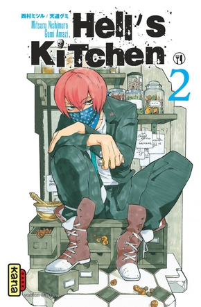 Hell's kitchen - Tome 2
