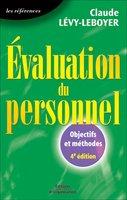Claude Lévy-Leboyer - Evaluation du personnel
