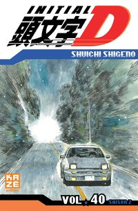Initial d - Tome 0