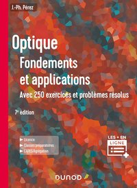Optique : fondements et applications