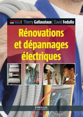 T.Gallauziaux, D.Fedullo- Rénovations et dépannage électriques
