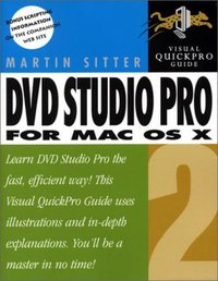 DVD Studio Pro 2 for Mac OS X
