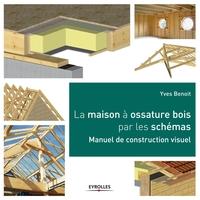 Y.Benoit - La maison à ossature bois par les schémas