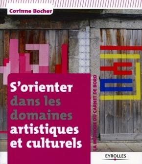 Corinne Bocher- S'orienter dans les domaines artistiques et culturels