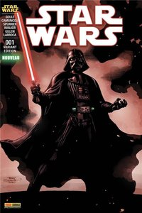Star wars n°1 (couverture 2/2)