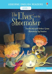 The elves and the shoemaker - english readers level 1