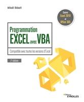M.Bidault - Programmation Excel avec VBA