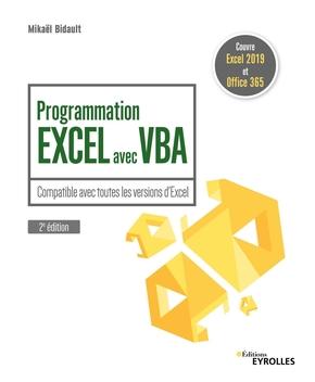 M.Bidault- Programmation Excel avec VBA