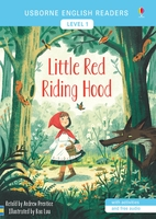 Little red riding hood - english readers level 1