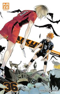 Haikyu - Les as du volley -Tome 36