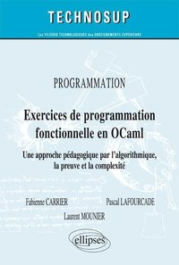 Exercices de programmation fonctionnelle en OCaml