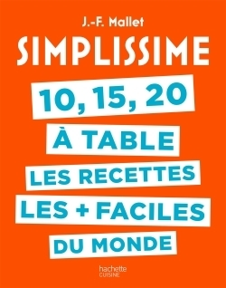 Simplissime - 10, 15, 20 à table
