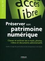 Claude Huc - Préserver son patrimoine numérique