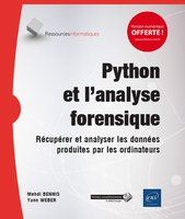 Python et l'analyse forensique