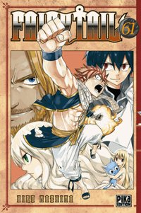 Fairy Tail - Tome 61