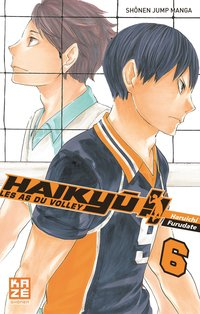Haikyu !! - Les as du volley - Tome 6
