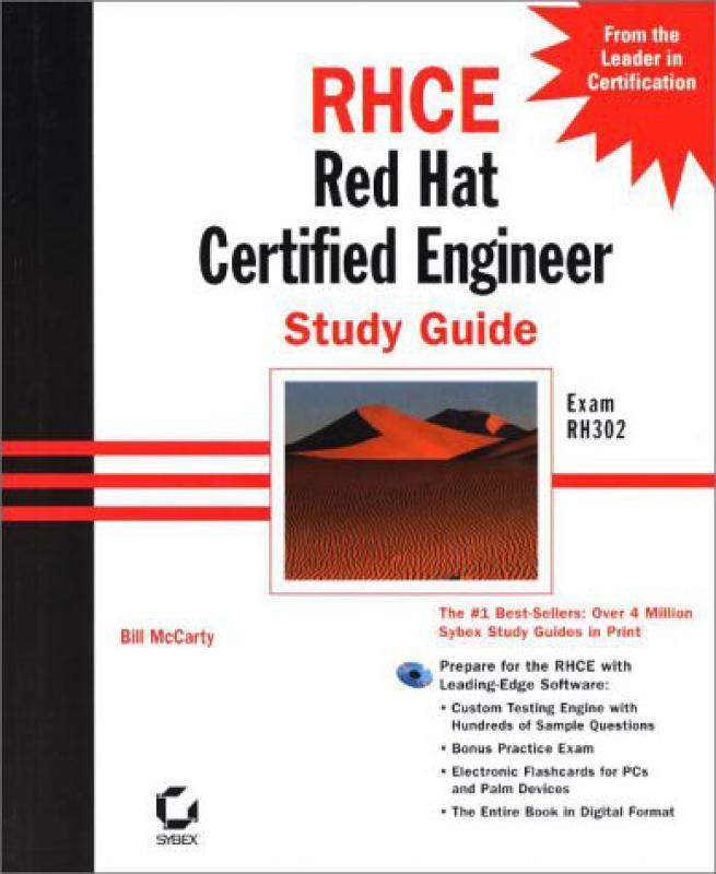 RHCE Red Hat Certified Engineer Linux (Exam RH302)