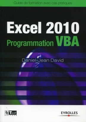 Excel 2010, programmation VBA