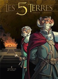 Les 5 terres - Tome 2