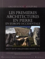 Les premieres architectures en pierre en Europe occidentale