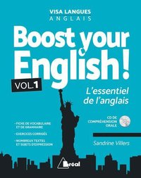 Boost your english !