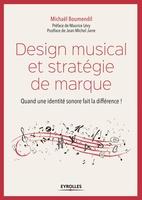 Boumendil, Michael - Design musical et stratégie de marque