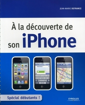 Jean-Marie Defrance- A la découverte de son iphone