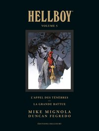 Hellboy deluxe - Tome 05
