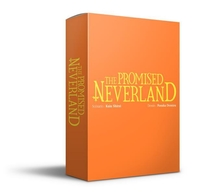 The promised neverland coffret - Tome 2 + roman