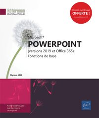 Powerpoint - Fonctions de base