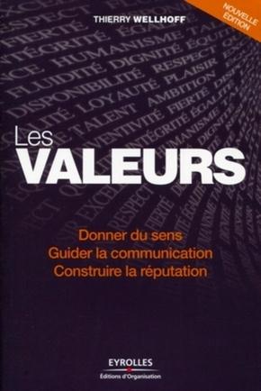 Thierry WELLHOFF- Les valeurs