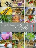 Stéphanie Cardinali, Pascal Dumoutier - Les tables de Stef