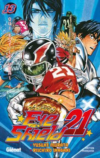 Eye shield 21 - Volume 13