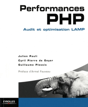 C.Pierre de Geyer, J.Pauli, G.Plessis- Performances PHP