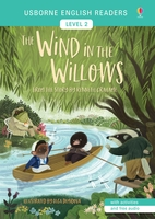The wind in the willows - english readers level 2