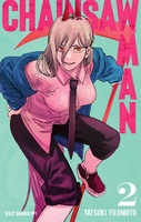 Chainsaw man - Tome 2