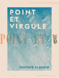 Point et virgule