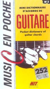 Dictionnaire D'Accords De Guitare