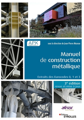 J.-P.Muzeau, APK- Manuel de construction métallique