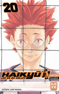 Haikyu !! - Les as du volley - Tome 20