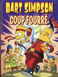 Bart simpson - Tome 18 suckerpunch