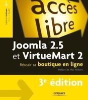 Valérie Isaksen, Thierry Tardif - Joomla 2.5 et virtuemart 2
