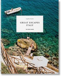 Great escapes italy. the hotel book. 2019 edition